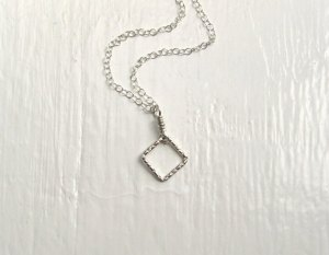 Little Diamond Necklace